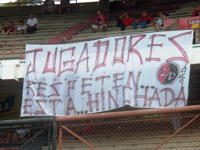 Campaña para aportar ideas en torno al futuro inmediato del Cúcuta Deportivo.