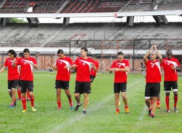 En una plaza que ha sido de muy buenos recuerdos y resultados para el equipo motilón se espera mañana seguir en ascenso en la Liga Postobón.
