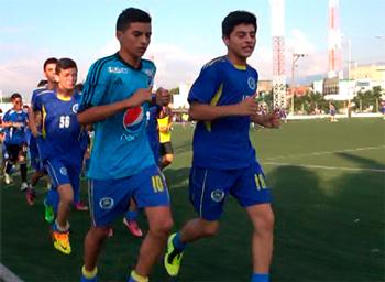 Promesa del fútbol rojinegro