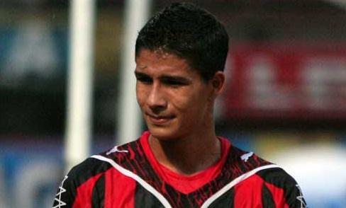 César Augusto Árias será titular el domingo frente a Deportivo Pereira, el santandereano está ávido de marcar y ve en este encuentro la ocasión perfecta para reencontrase con la red.