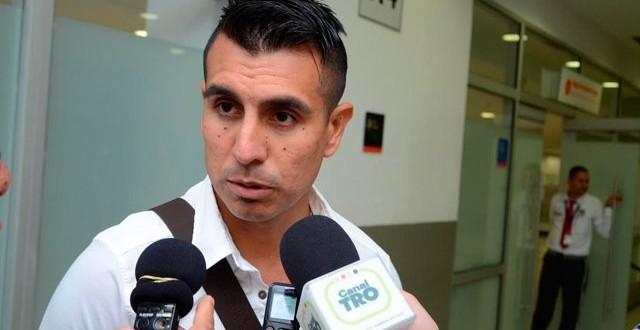 """Llegó """"el Tano"""" Gracián al Cucuta Deportivo"""