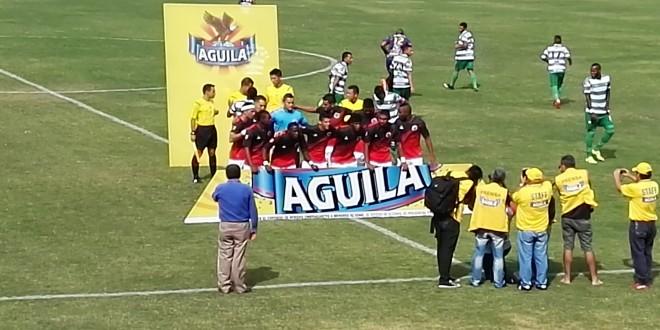 Cúcuta jugó bien y goleó 3-0 a Valledupar
