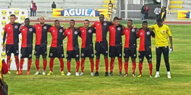 Cúcuta Deportivo dio un paso atrás: cayó 0-1 con Barranquilla