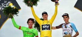 Rigoberto Urán y un subtítulo de ensueño en el Tour de Francia