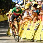 Tour de France 2017 - 05/07/2017 - Etape 5 - Vittel / La Planche des Belles Filles (160,5 km) - France - Fabio ARU (ASTANA PRO TEAM) - Remporte son premier succès sur le Tour de France