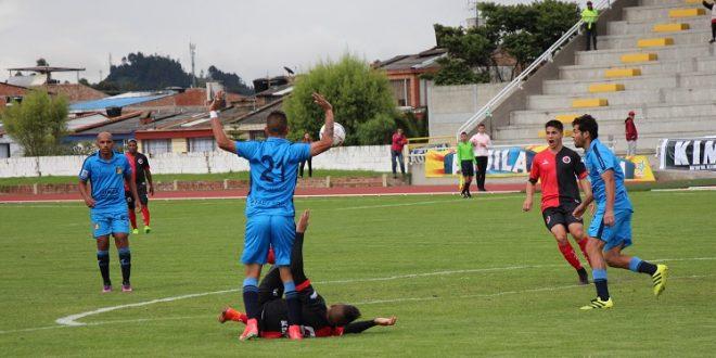 Cúcuta Deportivo alista la despedida de Zipaquirá
