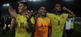 Colombia cumplió su objetivo: jugará en Rusia-2018