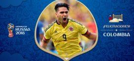 Colombia clasificó a Rusia-2018 y jugará su sexto mundial