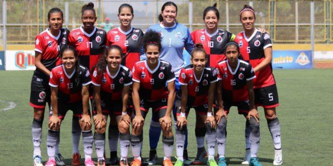 El primer clásico del Oriente femenino es del Cúcuta Deportivo