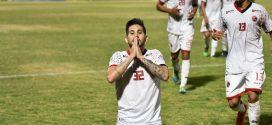 Triunfo frente al Pereira y liderato en el Torneo