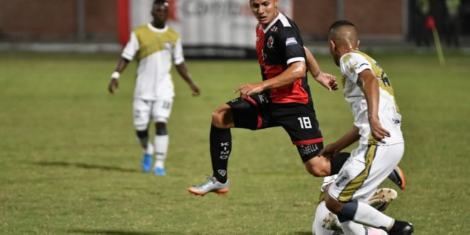 Caballero, Cúcuta sigue en la Copa Águila